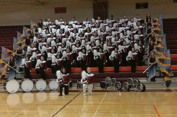 2018-19 Marching Terriers